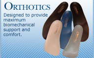 Custom Made Orthotics